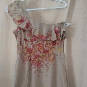 SWS Off Shoulder Tunic Dress